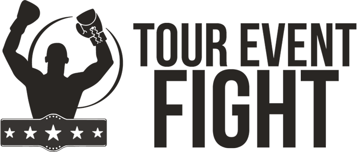 logo tour event fight